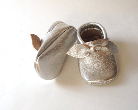 Silver Bow Moccasin