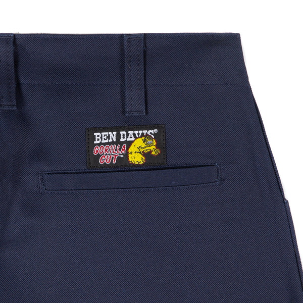 Alterior - Ben Davis Gorilla Cut Work Pant - Navy