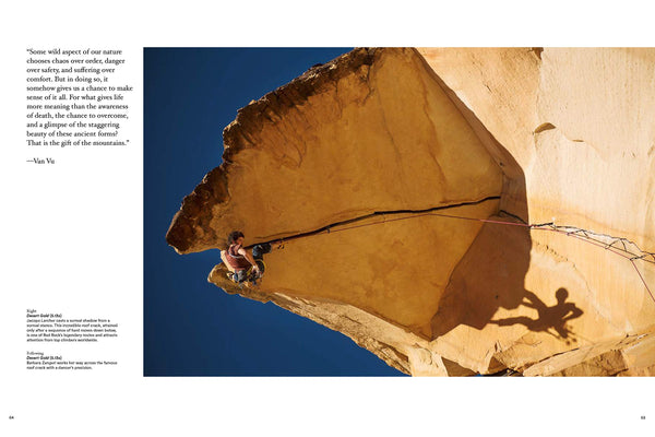 Climbing Rock - Vertical Explorations across North America