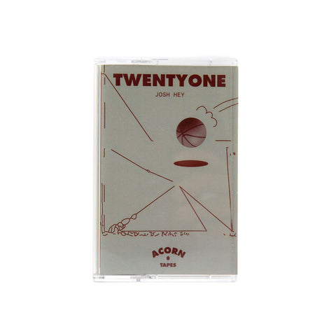 Acorn Tapes - TwentyOne Cassette Tape - Josh Hey