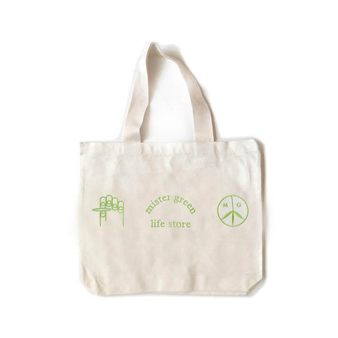 Mister Green - 5 Year Anniversary Tote Bag