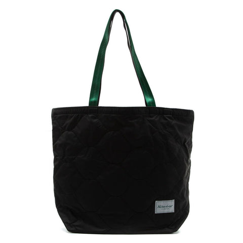 Alterior - Primaloft Quilted Tote Bag - Black
