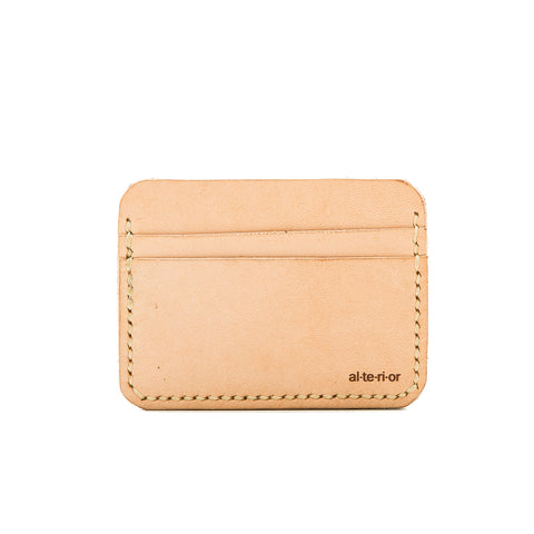 PR-013 - Card Case - Natural