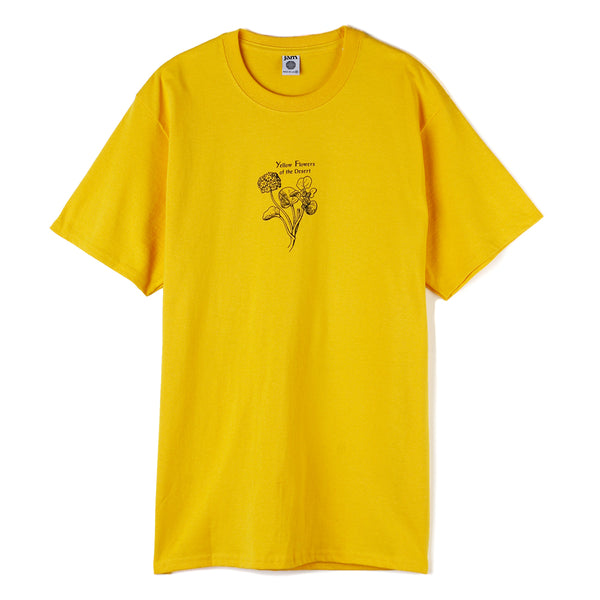 Jam - Yellow Flowers of the Desert T-Shirt