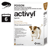 Activyl for Dogs - 6 pack (6 month auto delivery)