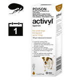 Activyl for Dogs - Single pack (1 month auto delivery)