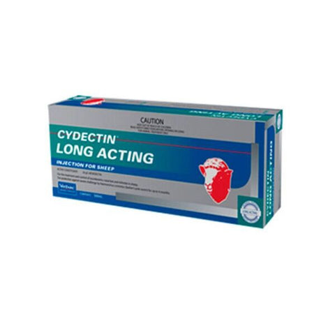 Cydectin Long Acting Injection for Sheep 500ml