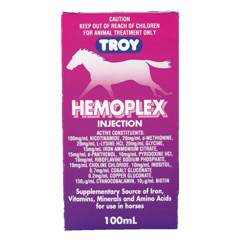 Hemoplex Injection (100mL)