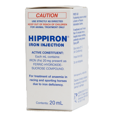 Hippiron Injection (20mL)