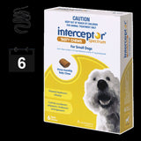 Interceptor Tasty Chews - 6 pack (6 month auto delivery)
