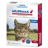 Milbemax for Cats - 2 pack