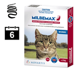 Milbemax for Cats - 2 pack (6 month auto delivery)