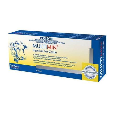 Multimin Injection - 500ml