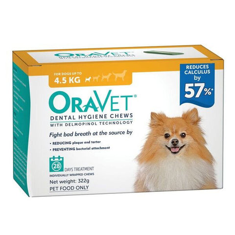 Promotional OraVet Dental - Chews - 3 PACK