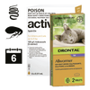 Cat flea & worm package 2 (6 month auto delivery)