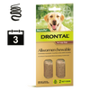 Drontal Allwormer Dog Chewable (3 month auto delivery)
