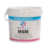 Abbey Plus MSM (1kg)