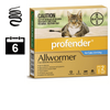 Profender for Cats - 2 pack (6 month auto delivery)