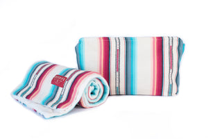 Dawn Clutch + Mini Blanket Set