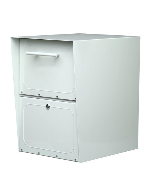 Architectural Oasis Drop Box Pearl Gray