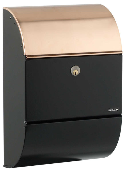 Allux 3000 Mailbox Black Copper