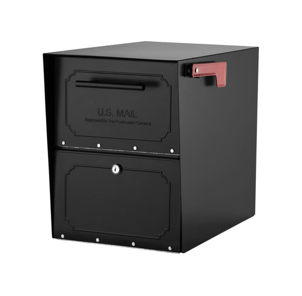 Architectural Oasis Jr Mailbox Black