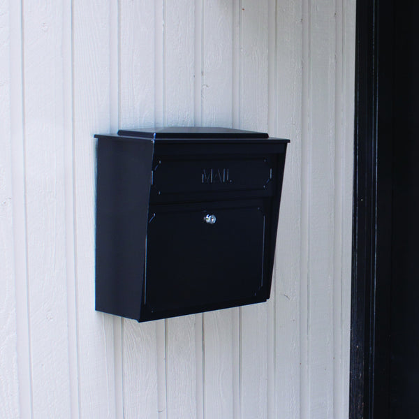 Mail Boss Townhouse Locking Mailbox Mailbox Big Box