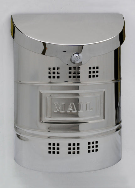 Ecco E2 Mailbox Stainless Steel Large Mailbox Big Box