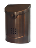 Ecco E5 Antique Copper Mailbox E5AC Small