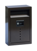 Ecco E9 Small Locking Mailbox Bronze E9BZ