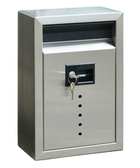 Ecco E9 Small Locking Mailbox