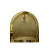Provincial collection rural MB3000 Polished Brass front