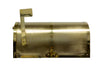 Provincial collection rural MB3000 Polished Brass Side view