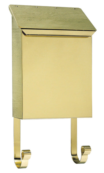 Provincial Collection Brass Mailboxes Vertical With