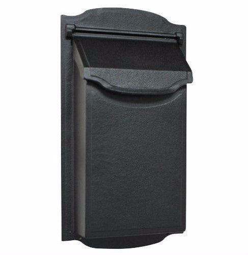 Special Lite Contemporary Vertical Mailbox Black SVC-1002-BLK
