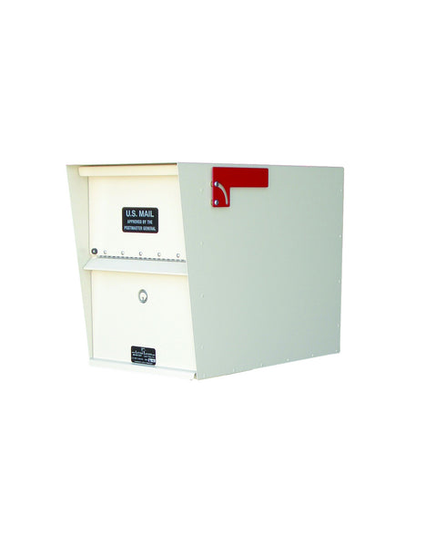 White Standard Letter Locker LL1STD