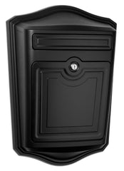 Architectural Maison Locking Wall Mount Mailbox