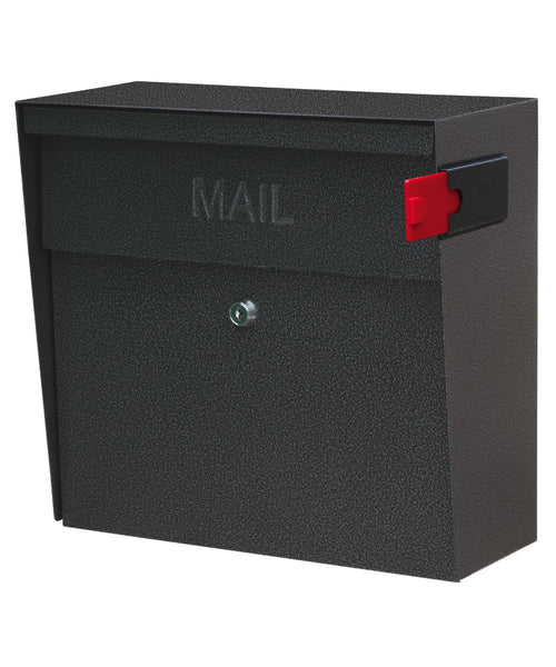 Mail Boss Metro Locking Mailbox Metro Locking Mail Boss Wall Mount Galaxy