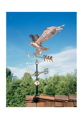 "Whitehall Copper Eagle 58"" Weathervane"