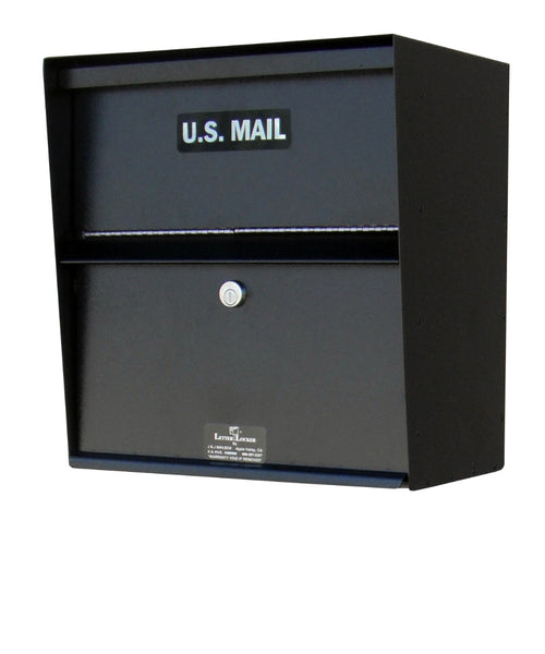 Letter Locker Horizontal Wall Mount LLHW