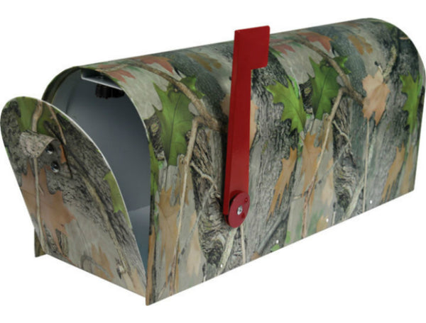 Rivers Edge Camo Mailbox - Heavy Duty
