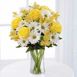 Sunny Sunny Day Bouquet - Daisy Chain Design Studio