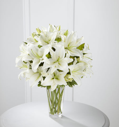 Peaceful Lilies - Daisy Chain Design Studio