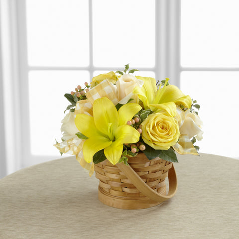 Easter Basket - Daisy Chain Design Studio