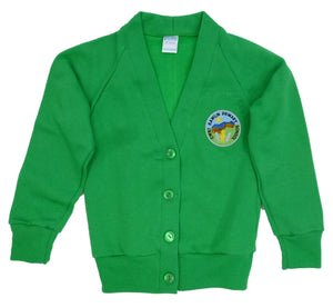 W13 Cwrt Rawlin School Child's Sweatshirt Cardigan