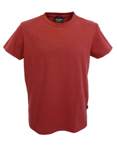 Burgundy T-Shirt, Made in England.   Men's style J706