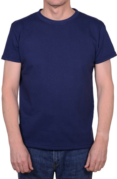 J706 Men's T-Shirt Royal blue, Classic neckline