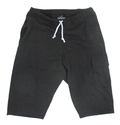 Sale Item: J871 Men's Navy shorts, knee length