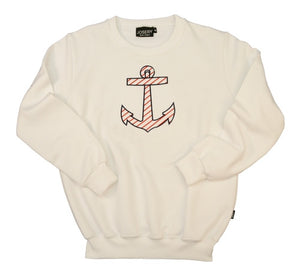J905 Set in Sleeve Sweatshirt 23A/15 (nautical)