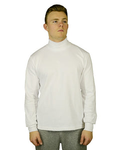 J703 Men's polo neck shirt